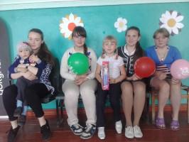 День веселых затей в Павловской сельской библиотеке