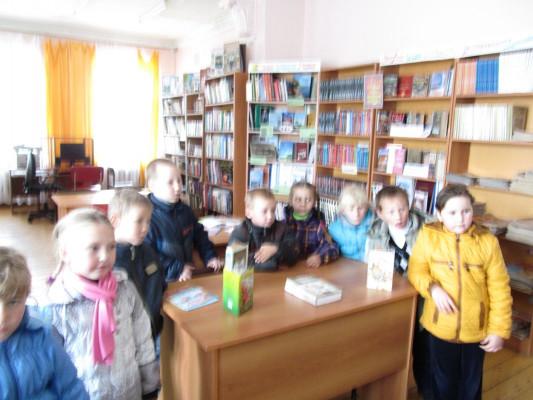 Литературно – игровое путешествие «Наш друг – Самуил Маршак»