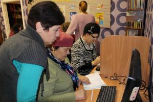Компьютерные курсы для пожилых людей