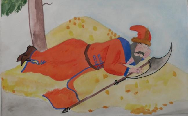 «Любимые сказки Пушкина»