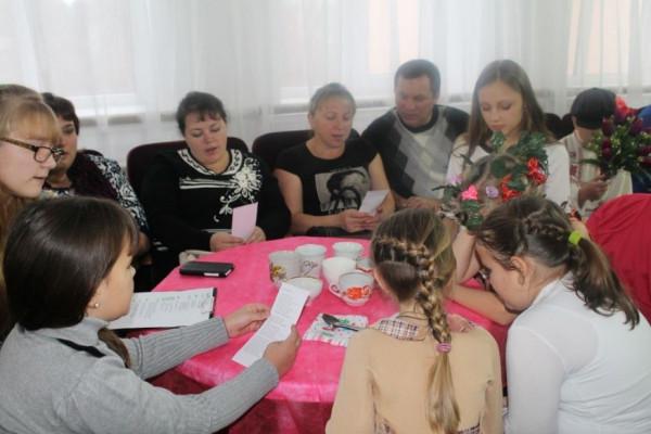 Неделя России стартовала в Мазейской сельской библиотеке