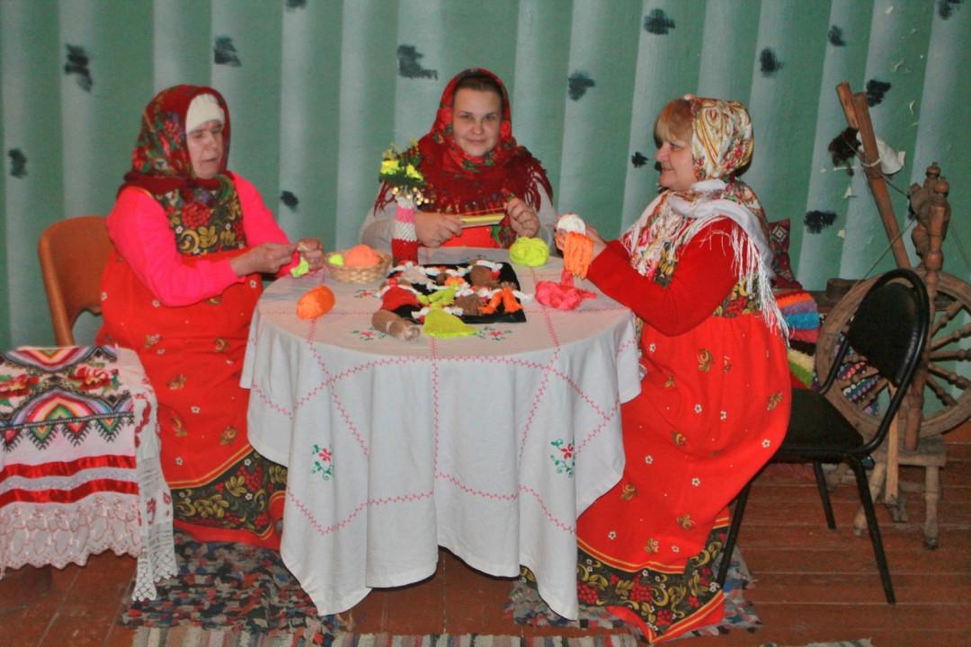 Изготовление славянской куклы-мотанки «Счастье»