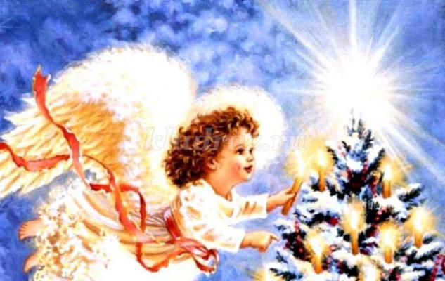 «Звёздочка в подарок для мамы»: рождественские чтенияв Сафоновской сельской библиотеке