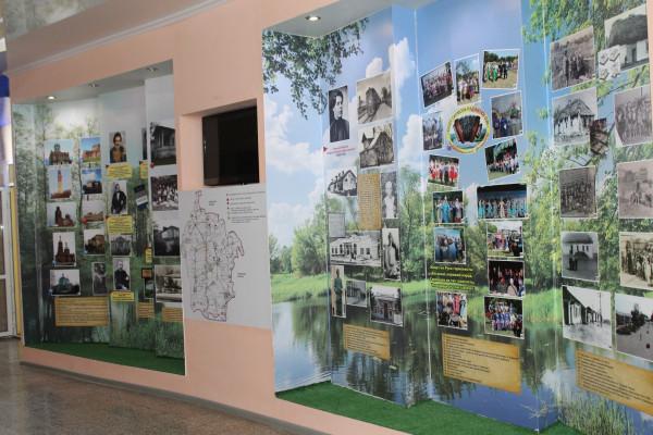 Выставочная экспозиция «КУЛЬТУРНОЕ НАСЛЕДИЕ ДОБРИНСКОГО КРАЯ»