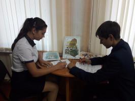 Познавательный час «Сегодня школьник – завтра избиратель»