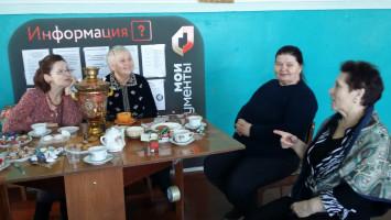 Павловская сельская библиотека – филиал № 20