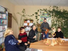 Ольховская сельская библиотека – филиал №18