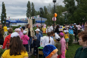 Фестиваль детского чтения 2011