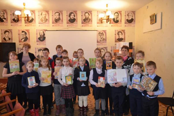 Библиоурок «Свет православной книги»