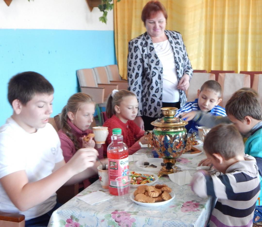 Новочеркутинская сельская библиотека – филиал № 17