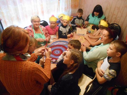 Пост-релиз по реализации проекта «Город солнечных зайчиков» от 30.09.15