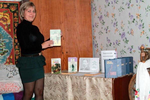 В Ольховской сельской библиотеке состоялось очередное заседание клуба «Сударужка»