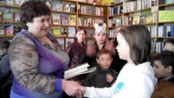 «Неделя детской  и юношеской книги» в Пушкинской сельской библиотеке