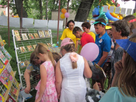 Фестиваль детского чтения 2014