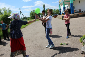 Детский праздник «Детям планеты - счастливое детство»