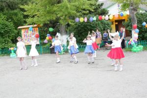 Праздник к Международному дню защиты детей в Березнеговатской сельской библиотеке.