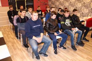 Комсомол - моя судьба: встреча поколений к 99-летию ВЛКСМ.