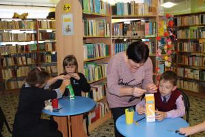 День синички - в библиотеке