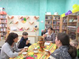 Богородицкая сельская библиотека – филиал №4
