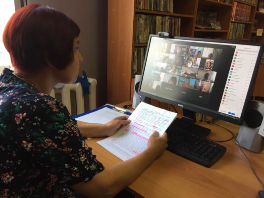 Онлайн – семинар «Проблемы и тенденции работы библиотек в рамках реализации «Национальной программы поддержки развития чтения»