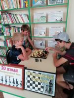 Шахматный турнир «Ход конём»