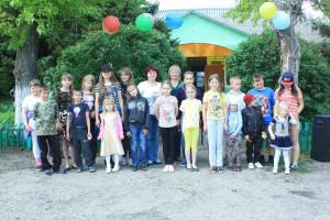 Детский праздник «Солнце, счастье, дружба - вот, что нашим детям нужно!!!»