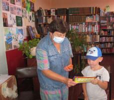 В Тихвинской сельской библиотеке подвели итоги летнего чтения