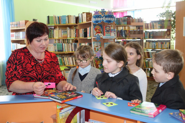 Международный день книгодарения в Добринке