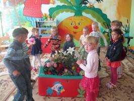 Познавательный праздник «Загадочный мир цветов»