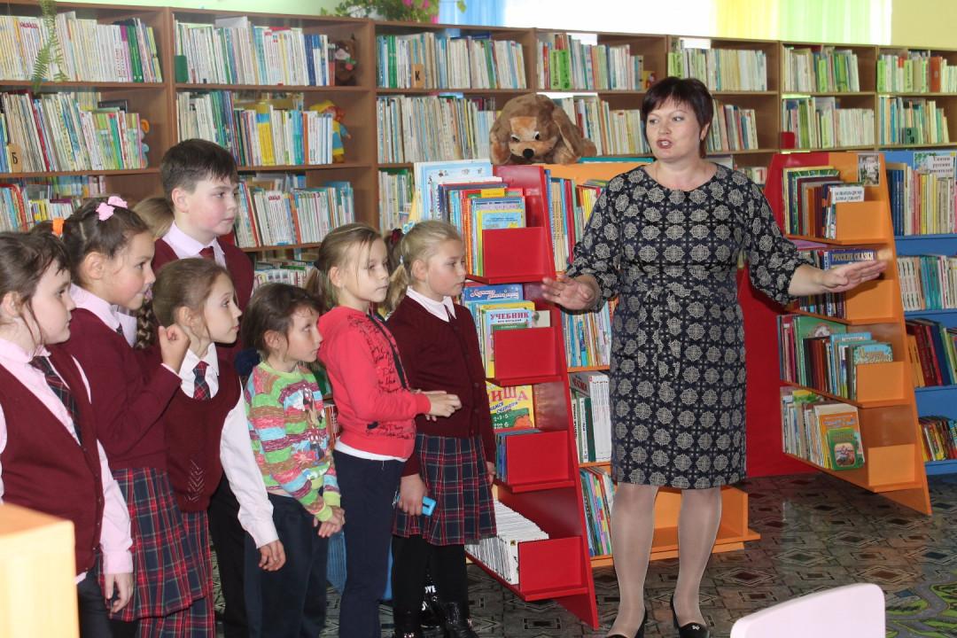 День доброты в библиотеке