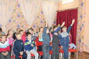 ДЕНЬ ПРОФОРИЕНТАЦИИ В ДЕТСКОЙ БИБЛИОТЕКЕ