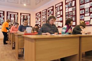 Добринская районная библиотека стала площадкой Большого этнографического диктанта