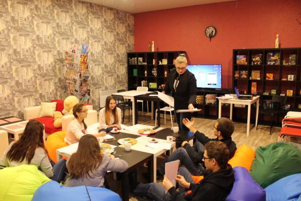 Клуб активных библиотекарей «МИКС».