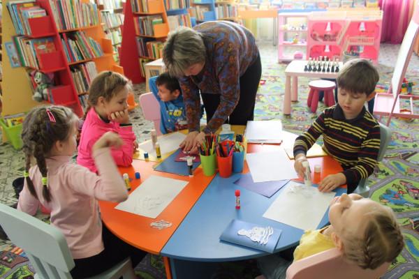 Семейные встречи в библиотеке