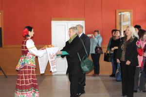 Коллеги из районов Липецкой области  в гостях у Добринской библиотеки