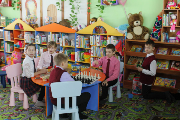 Экскурсия «Сюда приходят дети – узнать про всё на свете»