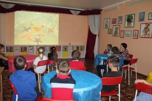 Детская центральная библиотека (ДЦБ)