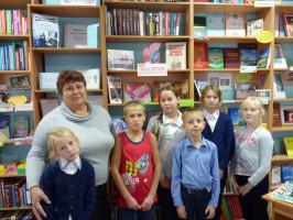 Пушкинская сельская библиотека – филиал № 24