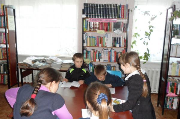 Паршиновская сельская библиотека – филиал № 21
