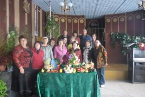 Встреча - настроение в Пушкинской сельской библиотеке