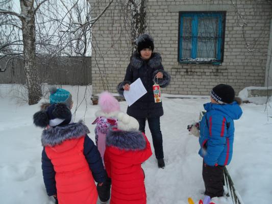 Открытие года экологии состоялось в Паршиновской сельской библиотеке