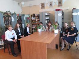 Час памяти «Я говорю с тобой из Ленинграда»